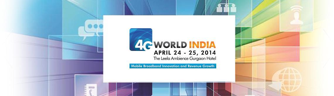 4G World India 2014