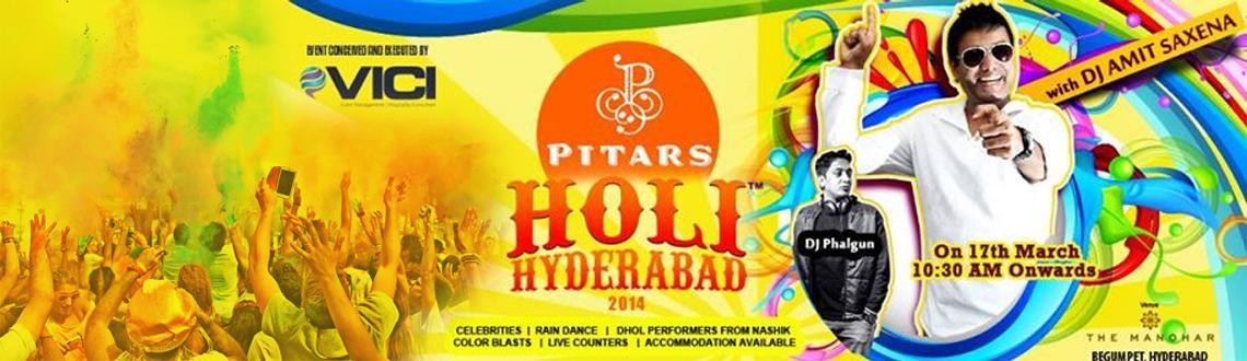 Holi Hyderabad 2014