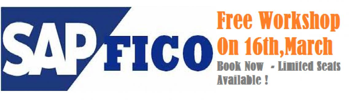 Book Online Tickets for SAP FICO Free Online Workshop on Sunday,, . Please register for SAP FICO Free Online Workshop on Sunday, March 16, 2014 7:30 PM - 10:30 PM IST at:   https://attendee.gototraining.com/r/7113770220033917697  Marks Solutions, Is an ISO Quality Certified Company for IT Online Trainings., We a