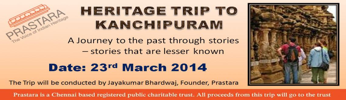 Heritage Trip to Kanchipuram
