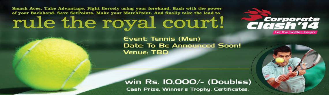 Corporate Clash 2014 - Tennis