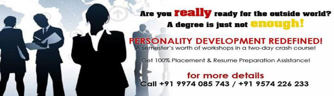 Personality Development Redefined