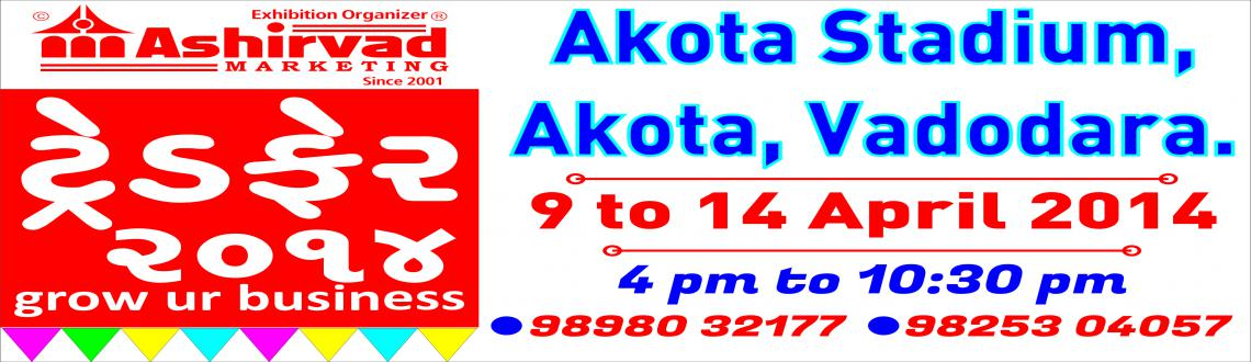 Book Online Tickets for Trade Fair Akota Vadodara 2014 (Best Exh, Vadodara. Trade Fair Exhibition has a very professional team that is committed for providing its customers with high quality platform for business relations. We offer world class exhibition services to our clients by organizing it on time and convenience to en