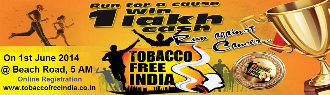 TOBACCO FREE INDIA - MARATHON 2014