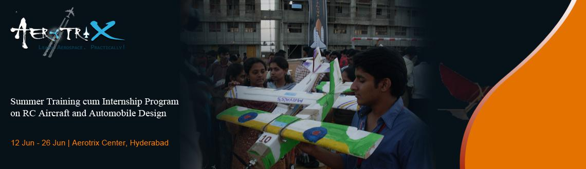 Book Online Tickets for Summer Training cum Internship Program o, Hyderabad. Course Highlights
