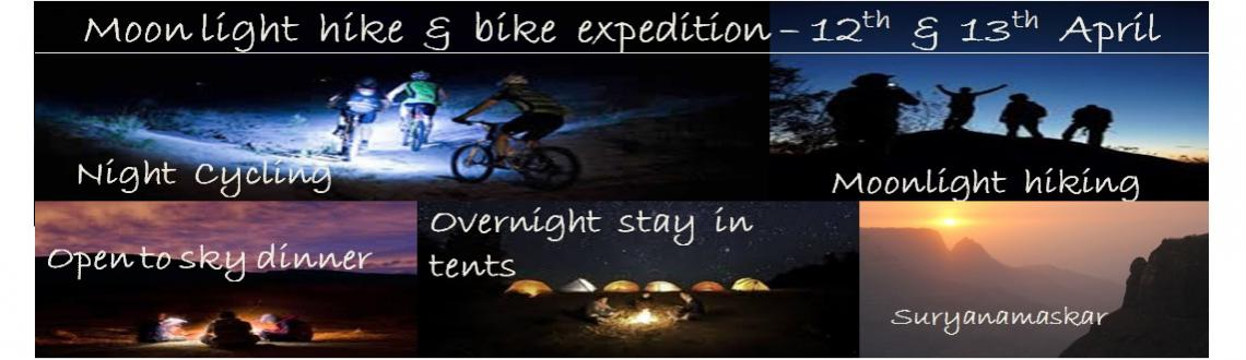 Moonlight Hike and Bike Expedition