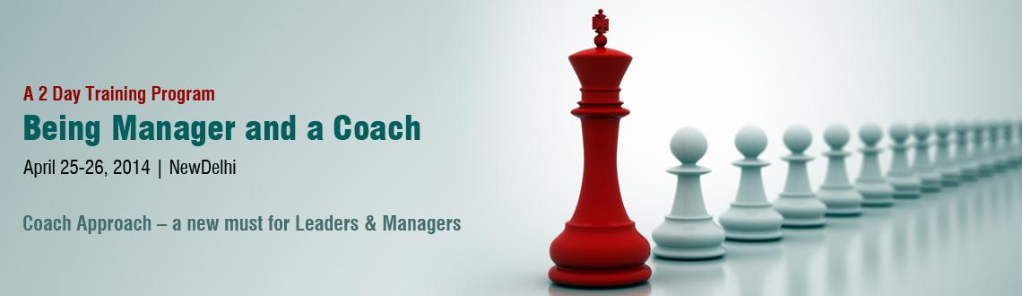 Being Manager and a Coach