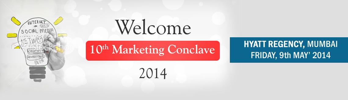 10th Marketing Conclave