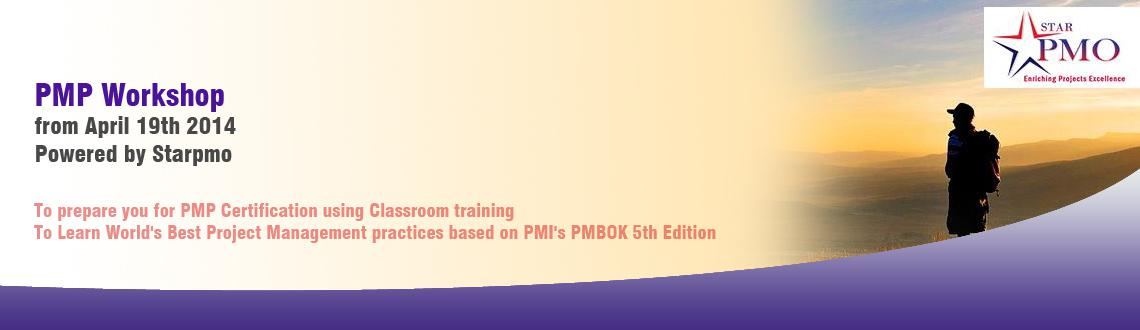 Book Online Tickets for PMP Workshop in pune Stars from April 19, Pune. PMP Certification Workshop on MSP 2010