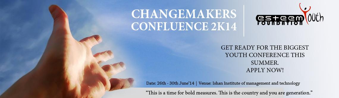 Changemakers Confluence 2K14