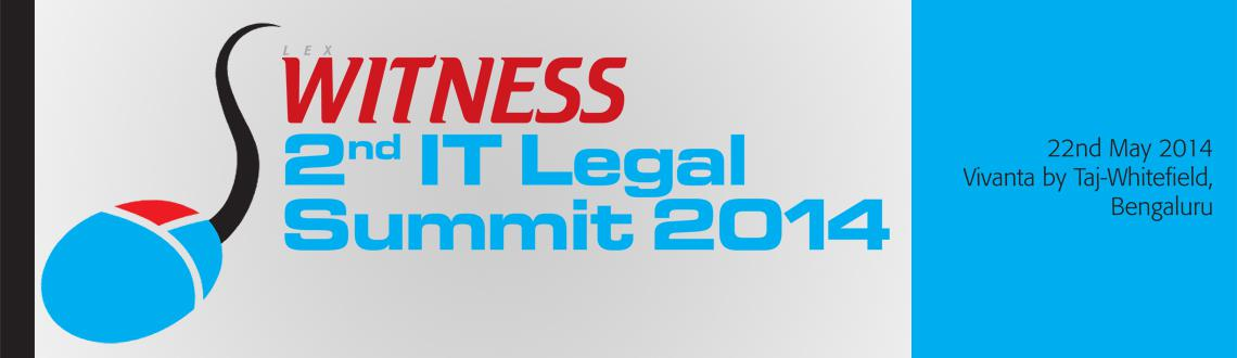 Book Online Tickets for 2nd Annual IT Legal Summit 2014, Bengaluru. Why is this a must attend knowledge forum for IT Enables services and IT Service Clients. The value expectations from customer utilising information technology services and products are ever increasing, without a possible escalation in financial bud