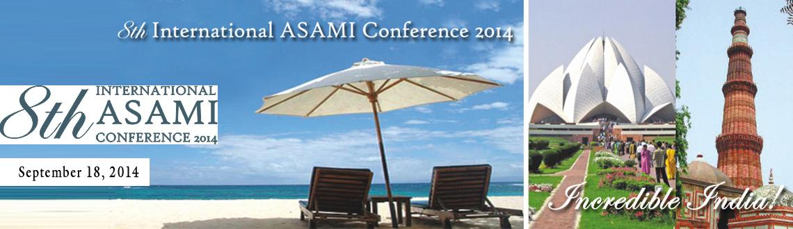 Book Online Tickets for ASAMI International Congress 2014, Mumbai. Welcome to the prestigious International ASAMI Conference 2014 being hosted for the first time in India. The Ilizarov technique is alive, well and thriving all over the world. It has been improved, made user friendly, made high tech & sophisticat