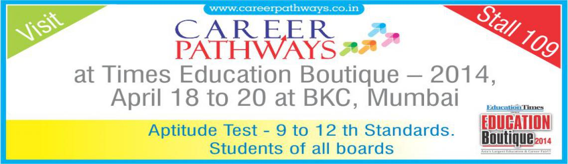 Aptitude Test and Career Counseling by Career Pathways