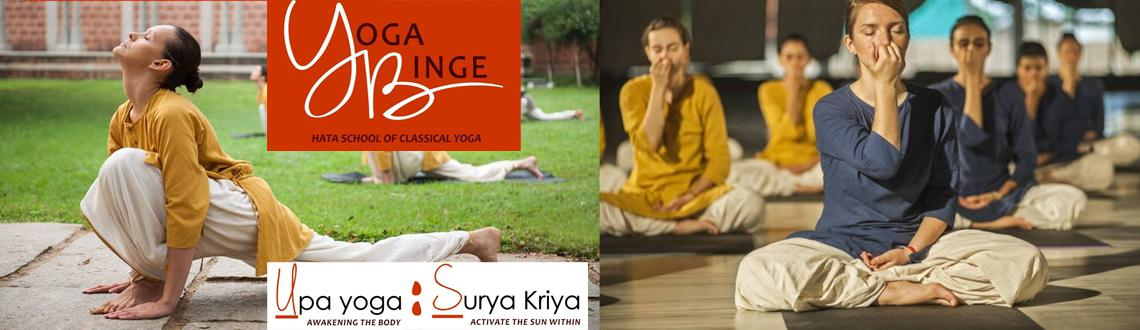 Book Online Tickets for Upa Yoga  Surya Kriya - Whitefield, Bengaluru. 