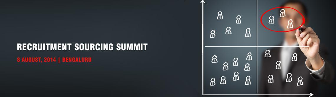 Book Online Tickets for Recruitment  Sourcing Summit - 8 AUGUST,, Bengaluru. A unique opportunity for the best sourcing minds & recruitment professionalsRecruitment & Sourcing Summit (RSS) is India\\\'s first and definitive conference aimed at highlighting the growing importance of talent sourcing and recruitment in I