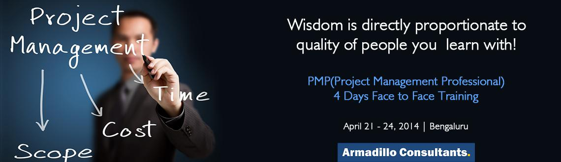 PMP(Project Management Professional) 4 Days Face to Face Training