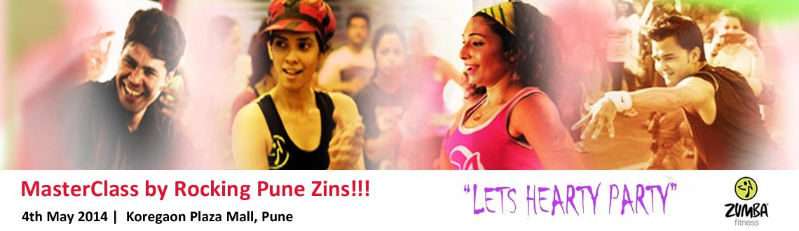 Zumba(R) Master Class at KP Mall