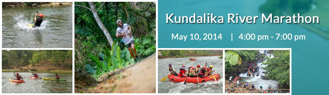 Book Online Tickets for Kundalika River Marathon, Mumbai. Kundalika River is 110 km from Mumbai and 100 km from Pune on the Mumbai-Panvel-Goa highway.  It is Summer let us do a Saturday evening Run!  Half Marathon  10K 5K 3K 