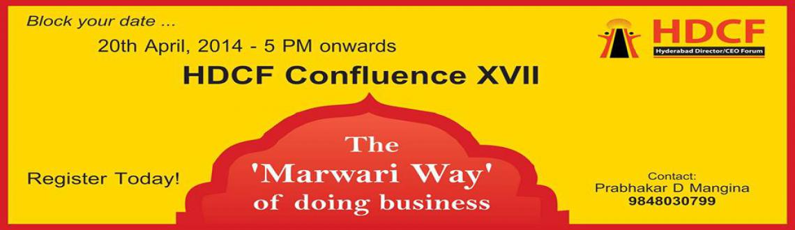The Marwari Way of Doing Business