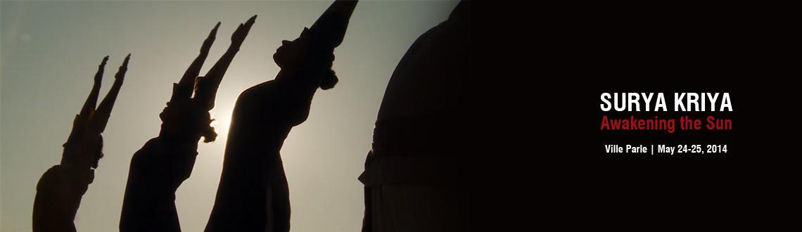 Surya Kriya: Vile Parle