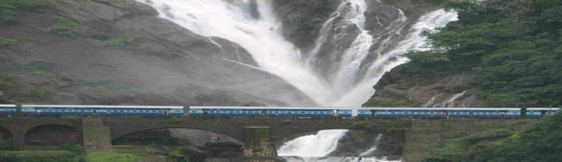 Dhudhsagar waterfall Monsoon Trek