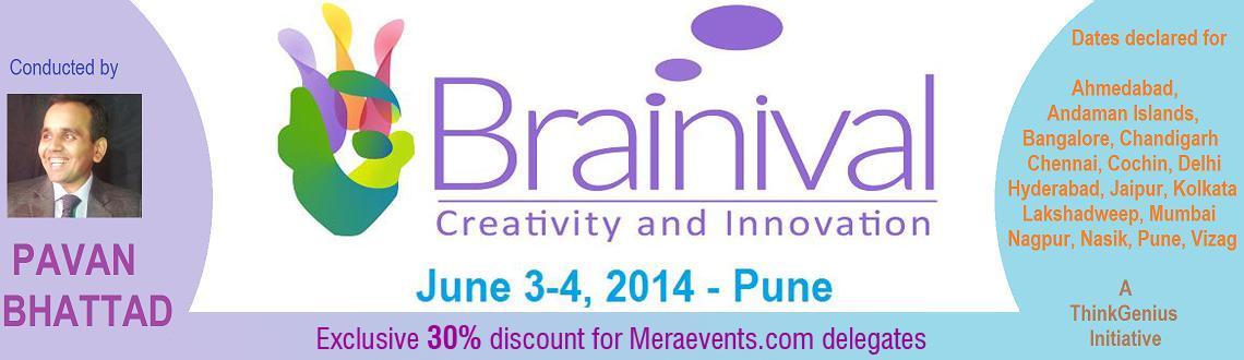 BRAINIVAL - Pune - Creativity and Innovation