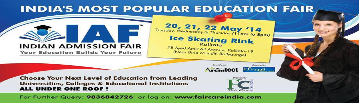Indian Admission Fair (IAF)