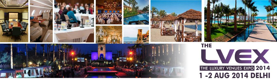 LVEX The Luxury Venues Expo