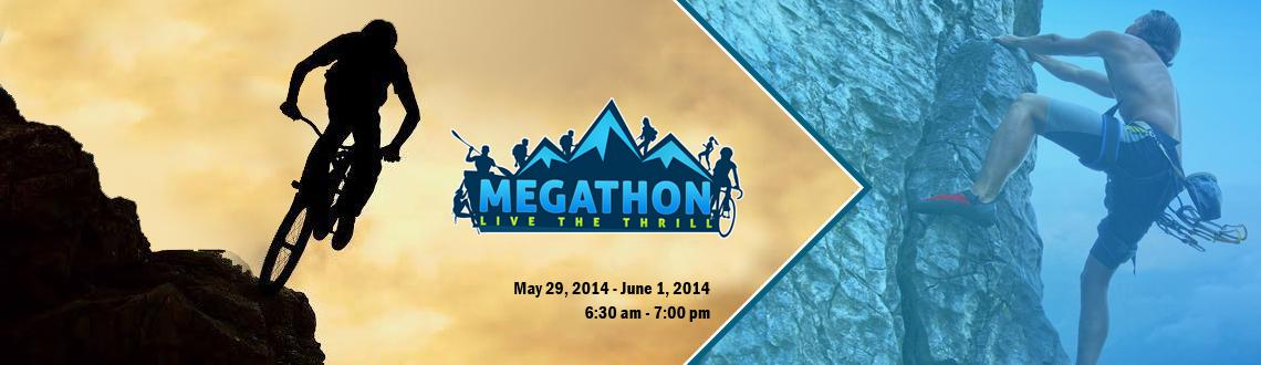 Book Online Tickets for Megathon - Live The Thrill, Rishikesh. Megathon : India\\'s First Adventure Sports League 