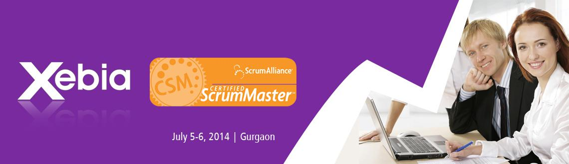 Xebia - Certified Scrum Master (CSM) Workshop
