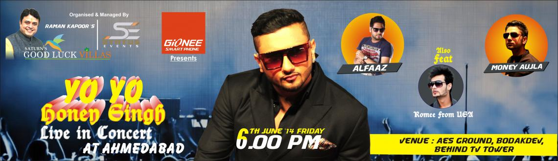 Yo Yo Honey Singh and Mafia Mundeer Live at Ahmedabad