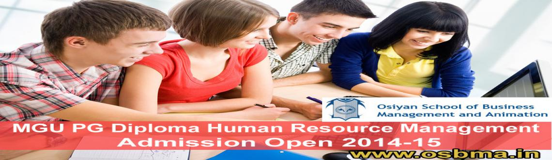 MGU PG Diploma in Human Resource Management Admission Event