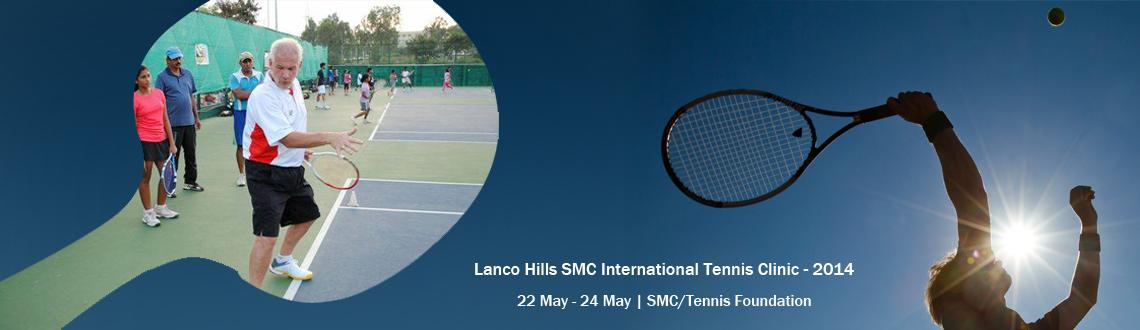 Lanco Hills SMC International Tennis Clinic - 2014