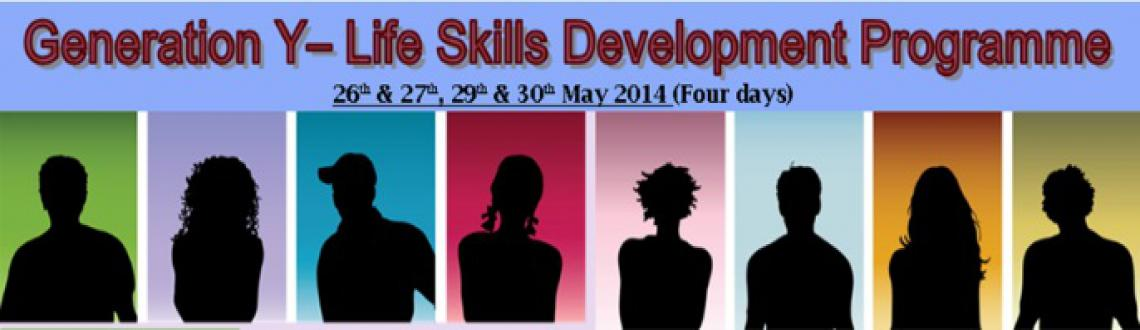 Book Online Tickets for Gen-Y Life Skills Training Programme , Pune. Programme Overview: Imagine a strong personality with a powerful sense of presence that everyone seems to look up to. Would it not be wonderful to be this person? Knowing what to do and how to communicate with others in social settings is a skill we