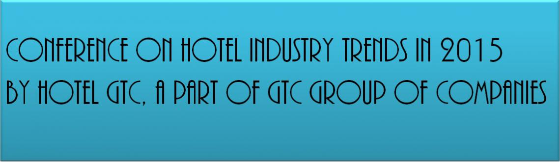 Book Online Tickets for Hotel industry trends 2015, NewDelhi. Hotel GTC, a part of GTC group of companies is inviting hoteliers from all over the nation to attend a small event organized by Hotel Association of South Delhi in Hotel and Hispitality trends in 2015. The even is on the below topics any will have th
