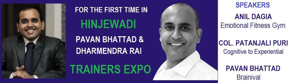 Pavan Bhattad and Dharmendra Rai Trainers Expo