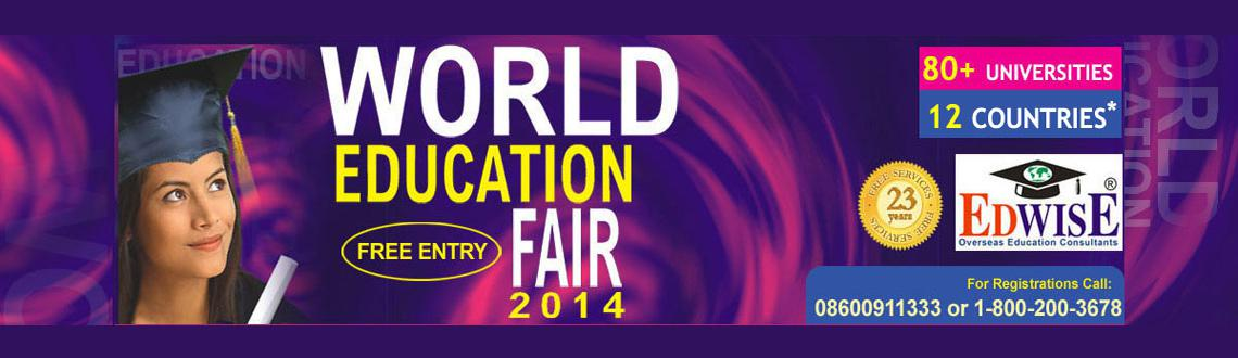 The World Education Fair 2014