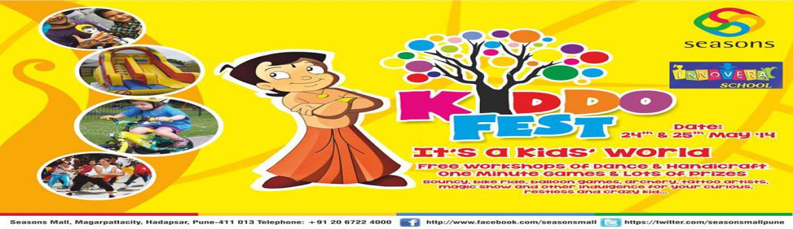 Kiddo Fest @ Seasons Mall