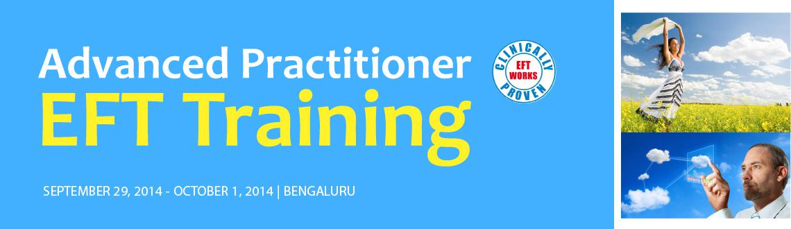 EFT (Emotional Freedom Techniques) Level 3 Training Bangalore Sept 2014 with Dr Rangana Rupavi Choudhuri