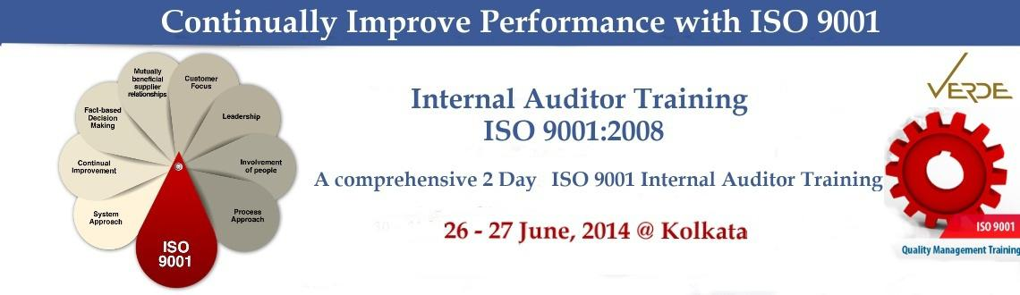 ISO 9001 Internal Auditor- 2Day Intensive Training