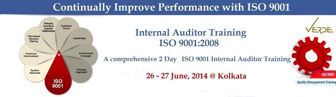ISO 9001 Training at Kolkata