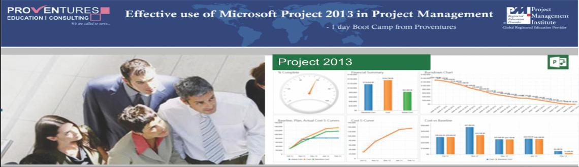Developing Integrated Project Management Plan through Project 2013