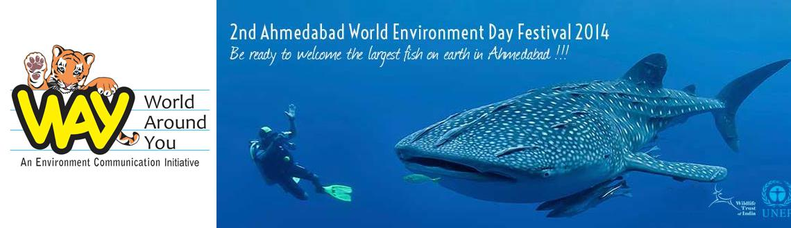 WAY Ahmedabad World Environment Day Fest 2014