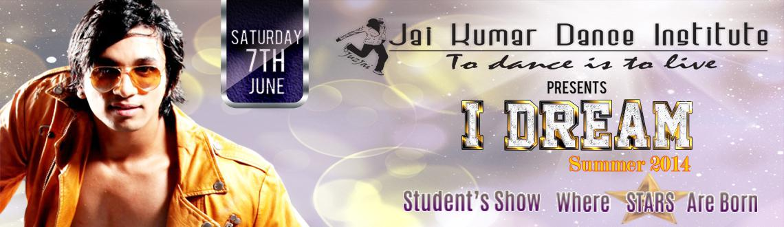 Book Online Tickets for Jai Kumar Dance Institute presents  I DR, Mumbai. After A Successful Stage Show Event Last year JKDI is back with \\\