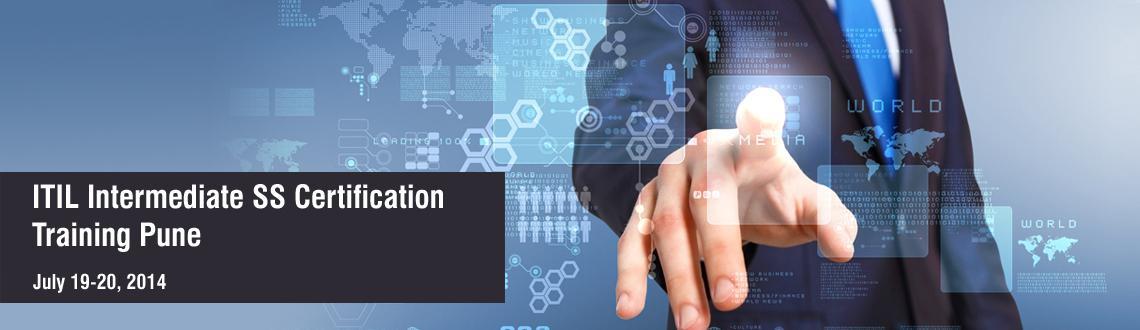 ITIL Intermediate SS Certification Training Pune