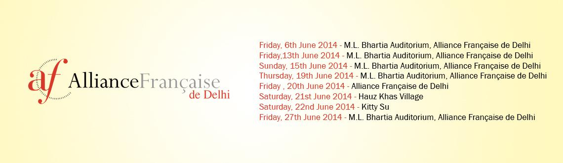 Book Online Tickets for Electric Suites by Guillaume Blanc, NewDelhi.  \\\
