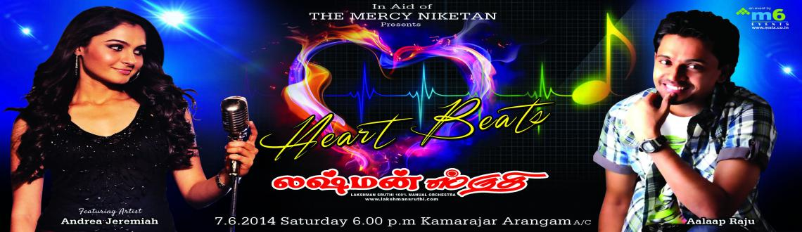 Book Online Tickets for HEART BEATS, Chennai. HEART BEATS