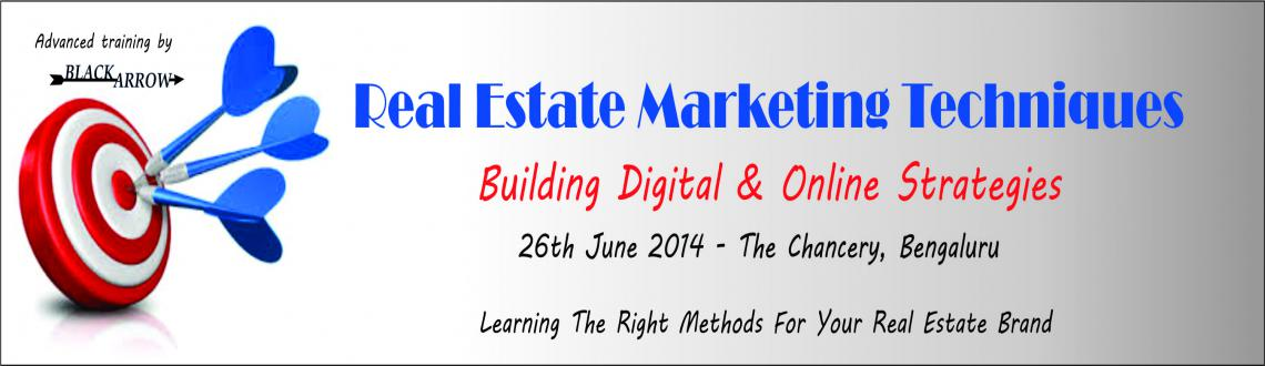 Book Online Tickets for Building Digital  Online Strategies - Re, Bengaluru. Digital marketing helps to grow the real estate business over the internet. The internet is the most used medium for research, analysis, compare and alerts. Almost all buyers,investors and agents are going online to know more abou