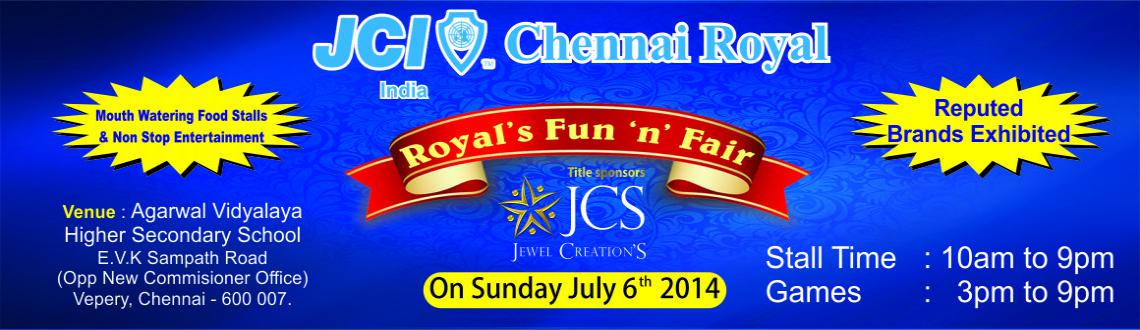 ROYALS FUN n FAIR 2014