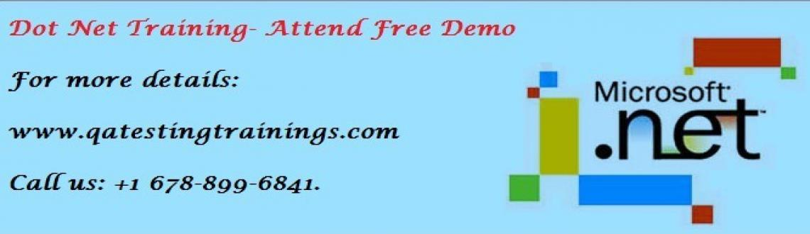 Dot Net Training with Real Time Projects - Attend Free Demo